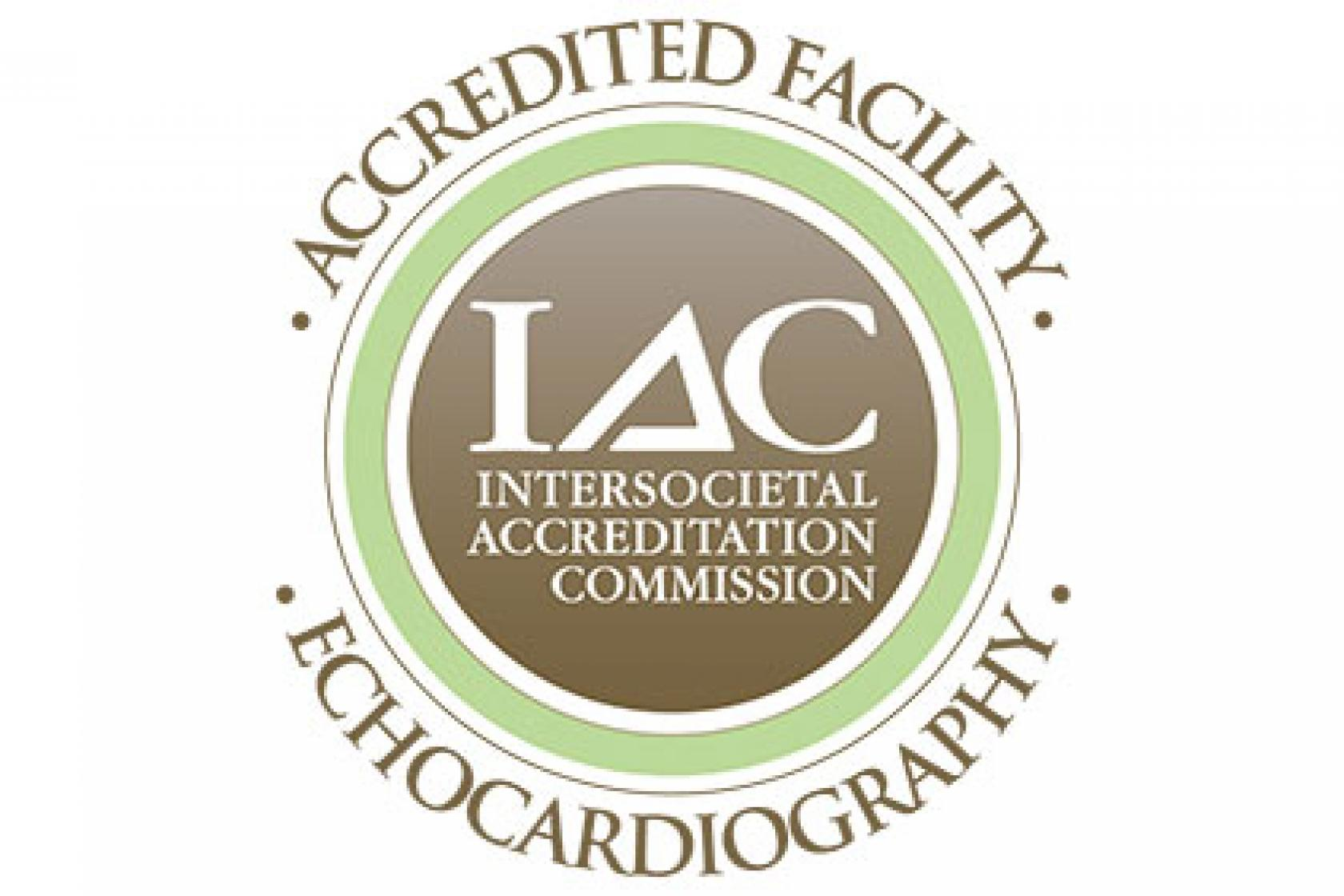 Echocardiography Accredited Facility
